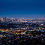 LA big city